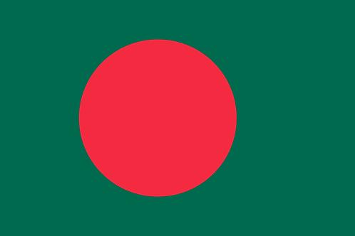 13. Bangladesh