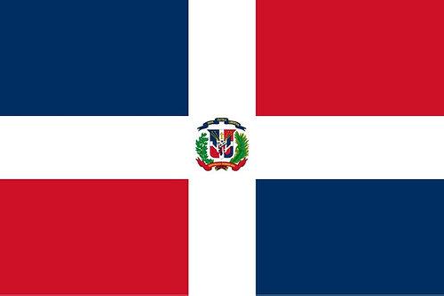 36. Dominican Republic