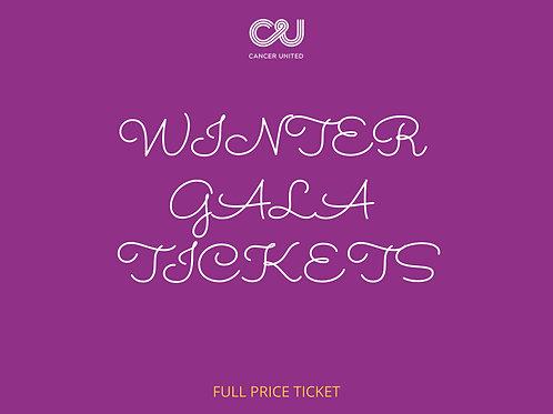 Winter Gala - Ticket(s) - Full Price