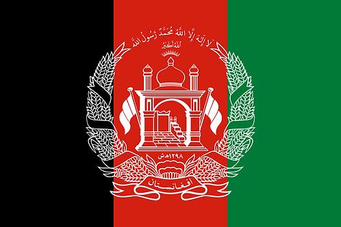 1. Afghanistan