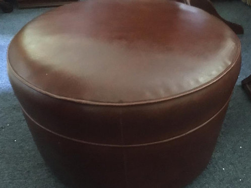 Brown Footstool