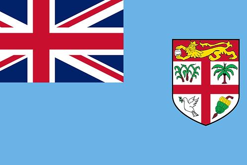 42. Fiji