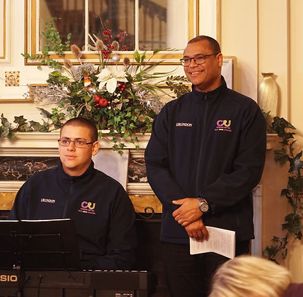 Cancer United, Cancer Support, Cancer Fitness, Cancer Exercise, Cancer West Sussex, CUFitterXtra, CUFitter Xtra, Andre Da Silva, Musical Director, OutSingCancer, Cancer Choir