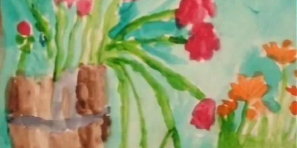 Thur. Studio Art 1 with Danielle; 3 seats remain in this class (1)