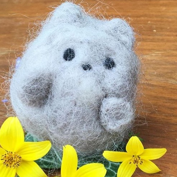 2021 Summer; *NEW* Outdoor Needle. Felting; in-person