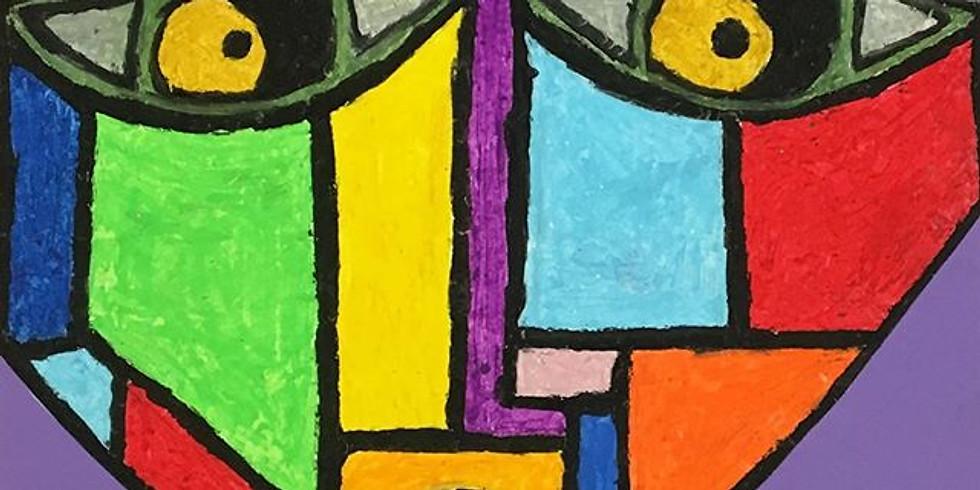 WEEK 12: Art Camp Finale! Kids, ages 8-13
