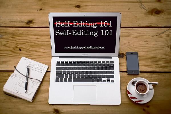 Self-Editing 101
