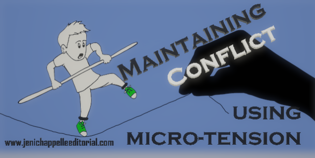 Maintaining Conflict Using Micro-tension
