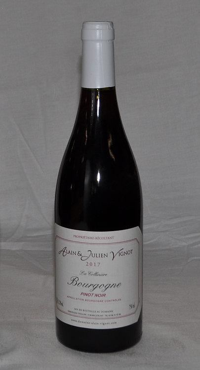 Vin.Pinot.Noir.Alain.Julien.Vignot