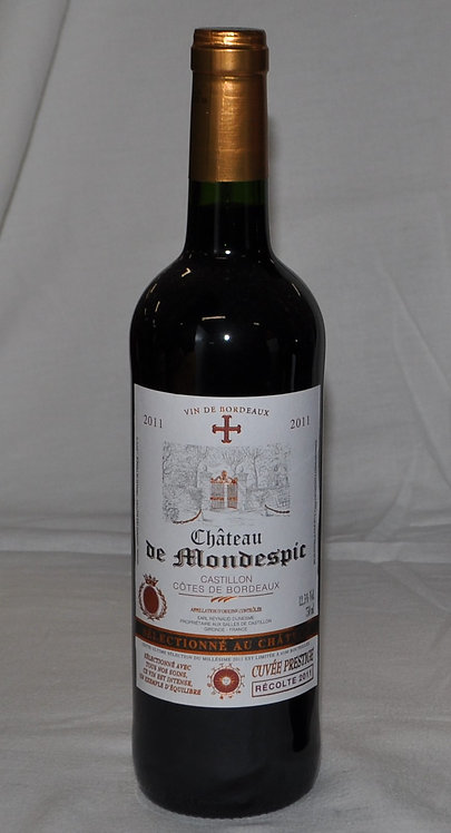 Vin.Château.Mondespic