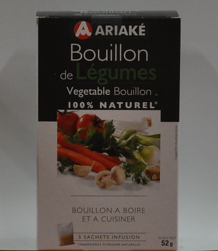 Bouillon.Légumes