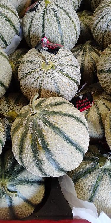 Melon (Petit) Charentais jaune  les 2
