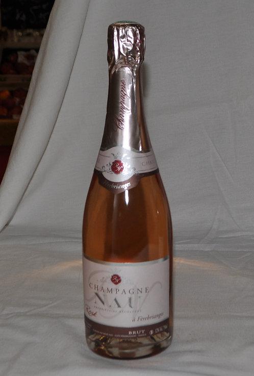 Champagne Rosé Nau