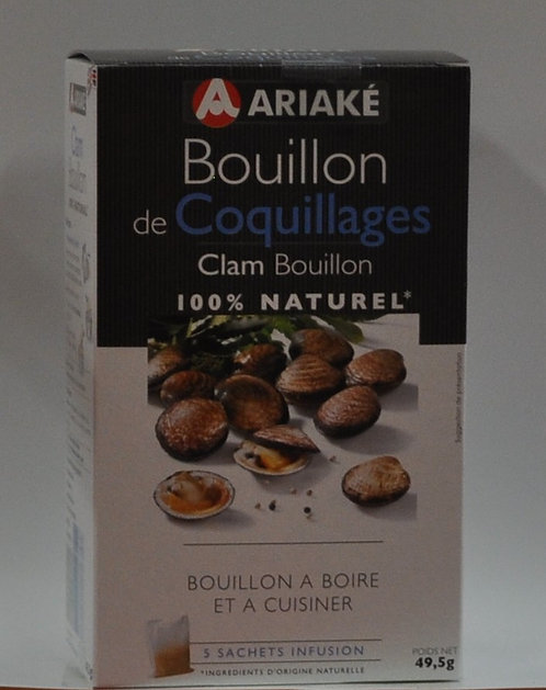 Bouillon.Coquillages