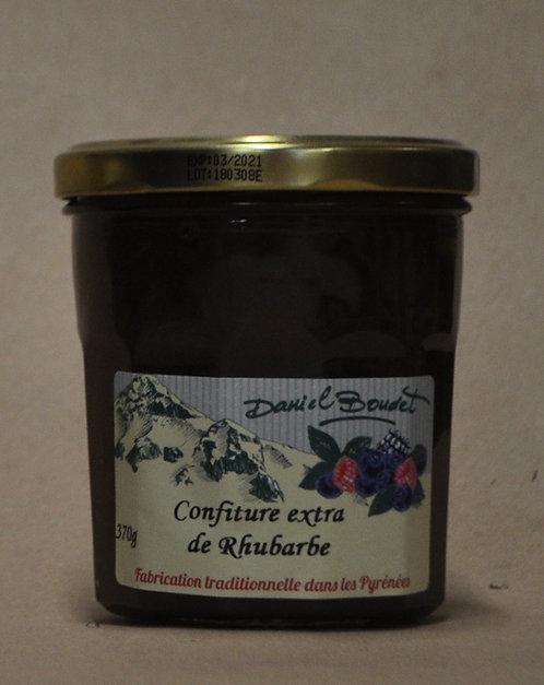 Confiture.Rhubarbe