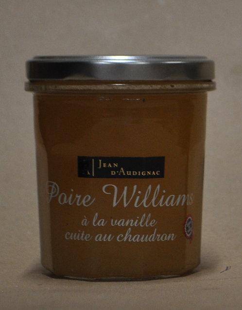 Confiture Poire Williams