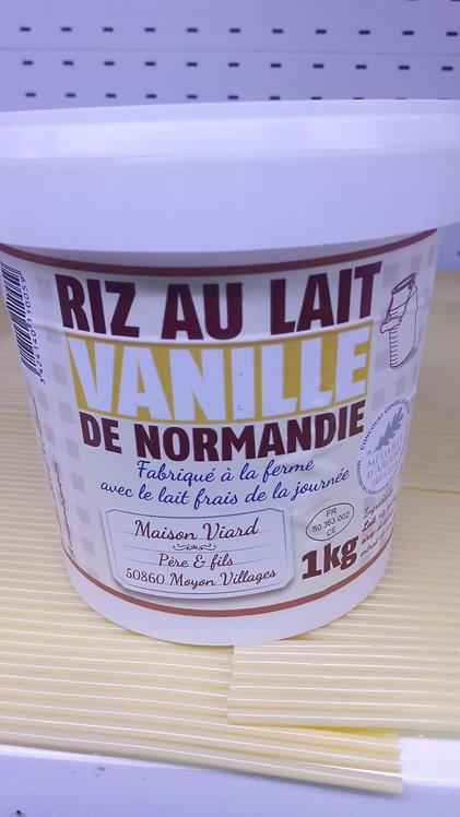 Riz au Lait Vanille de Normandie
