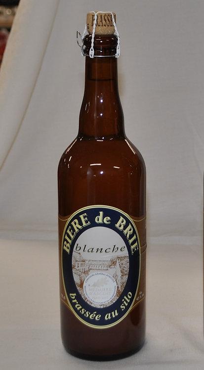 Bière de Brie Blanche