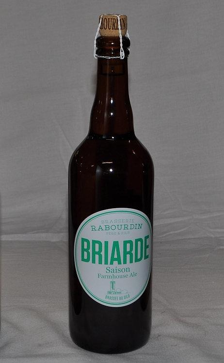 Bière Briarde Saison Farmhouse Ale