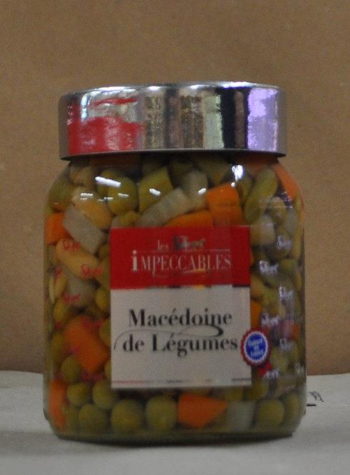 Macédoine.Légumes