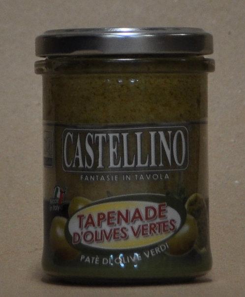 Tapenade.Olives.Vertes