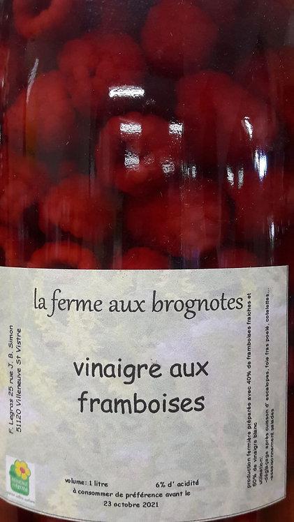 Vinaigre.Framboise