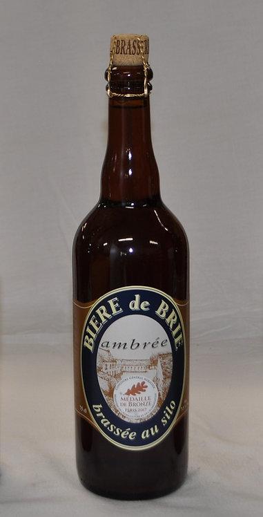 Bière de Brie ambrée