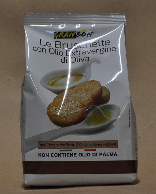 Bruschette Huile d'Olive