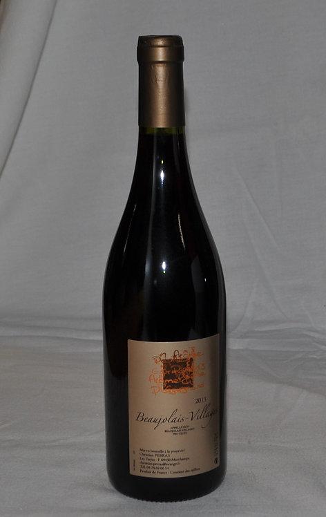 Vin Beaujolais Villages 2013