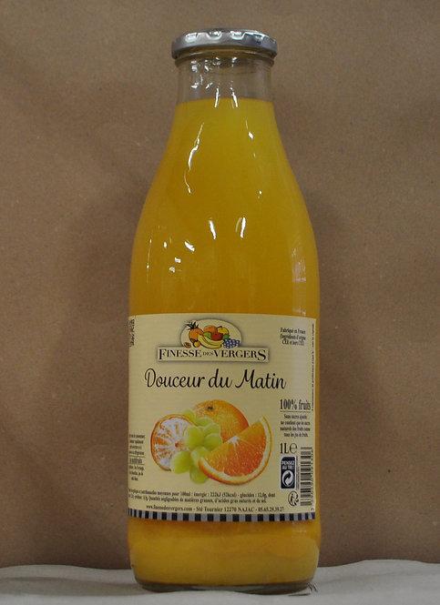 """Jus multifruits """"douceur du matin"""""""
