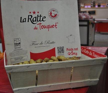 Pomme de Terre Ratte du Touquet