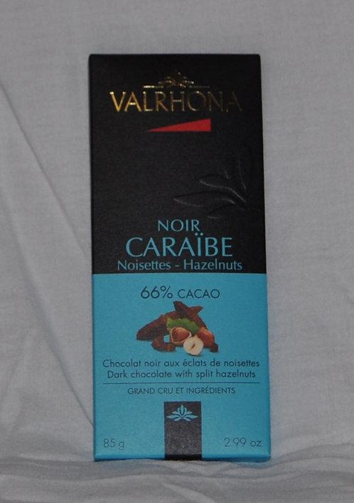 Chocolat.Noir.Caraïbe.Noisettes