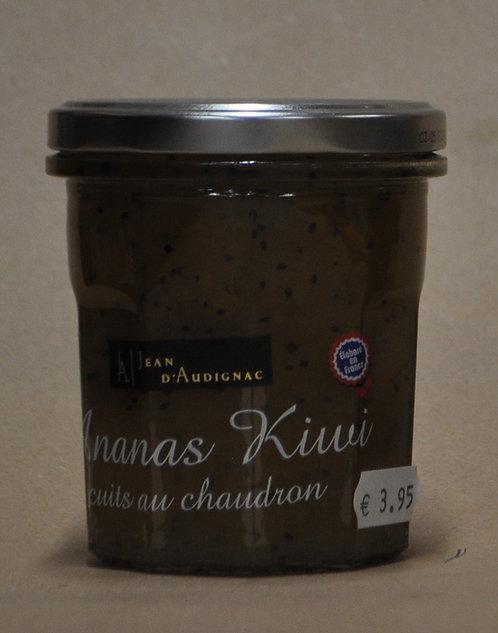 Confiture Ananas Kiwi