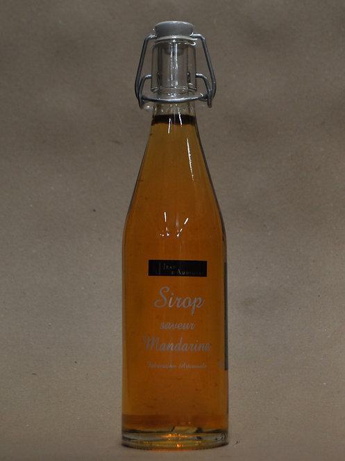 Sirop.Mandarine