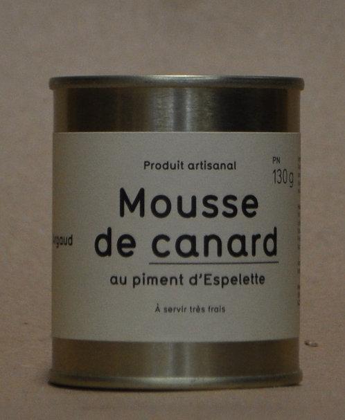 Mousse.Canard.Piment