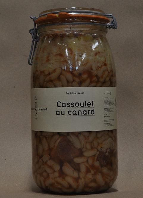 Cassoulet.Canard