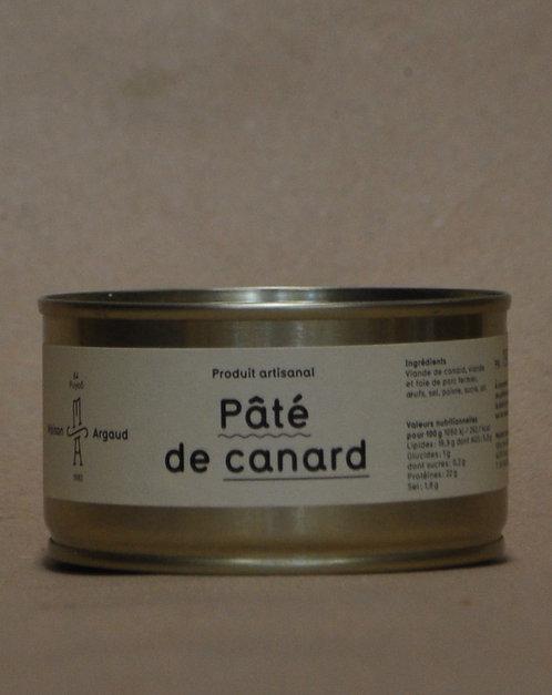 Pâté.Canard