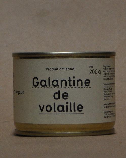 Galantine.Volaille