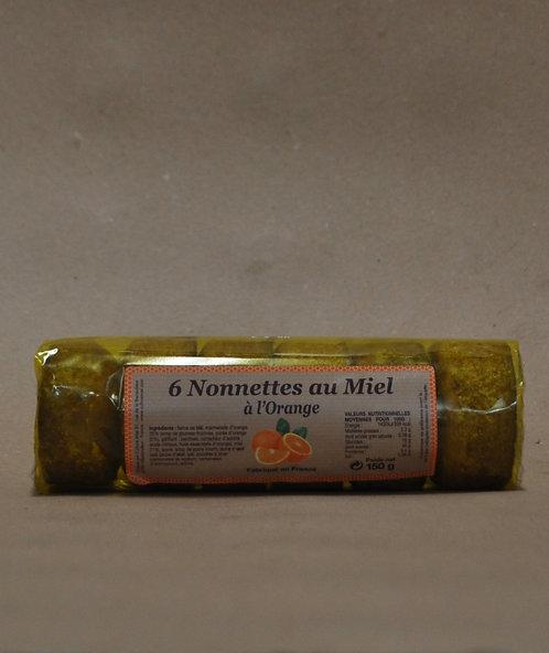 Nonnettes.Miel.Orange