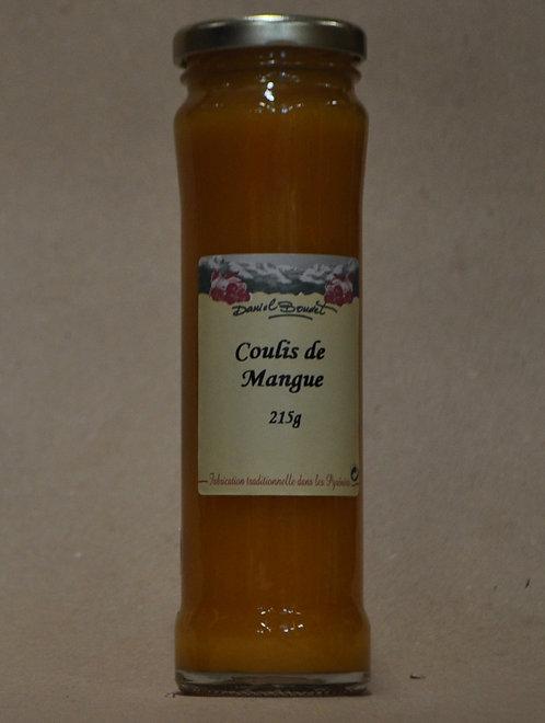 Coulis de Mangues