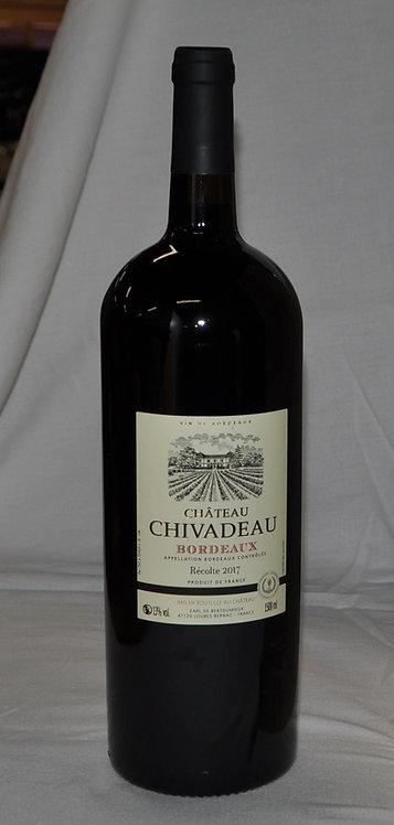 Vin.Château.Chivadeau.Bordeaux