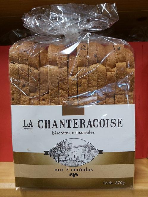 Biscottes.7.Céréales La Chanteracoise