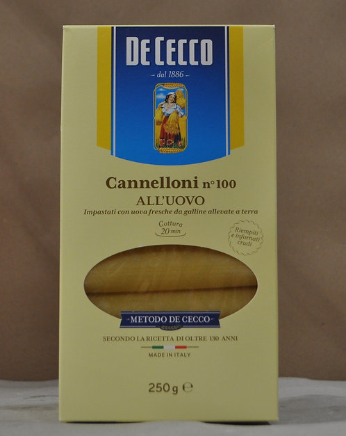 Pates.Cannelloni