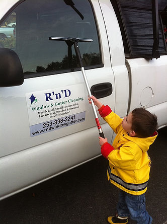 RND Window cleaning