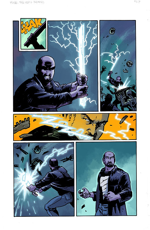 MAGE: Book 3: The Hero Denied Interior Issue #4 Page #7