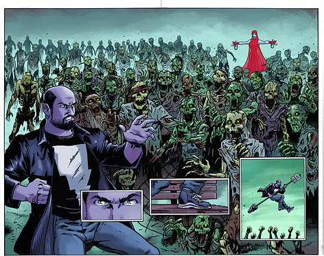 MAGE: Book 3: The Hero Denied Interior Issue #4 Page #8-9