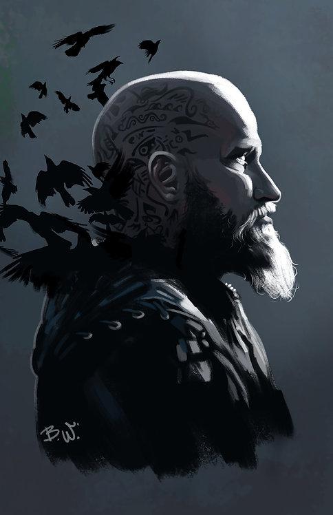 Ragnar Print