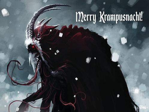 Krampus Demon