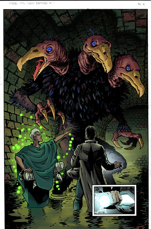 MAGE: Book 3: The Hero Denied Interior Issue #5 Page #6