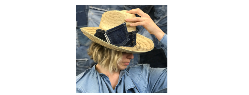 JE Cowgirl Hat